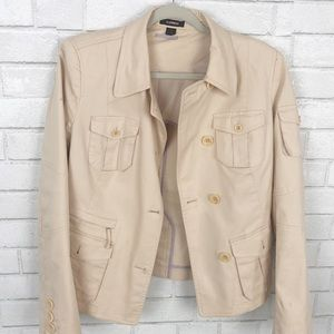Express Powder Pink Blazer. Size 10